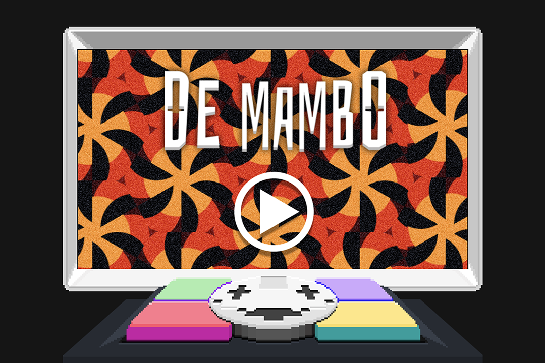 DE MAMBO WEBSITE SPRING CLEANING