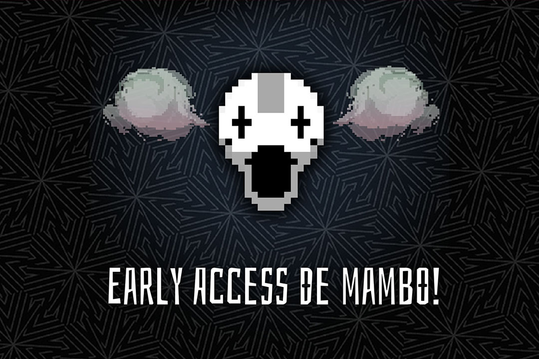 DE MAMBO OUT NOW ON STEAM EARLY ACCESS!